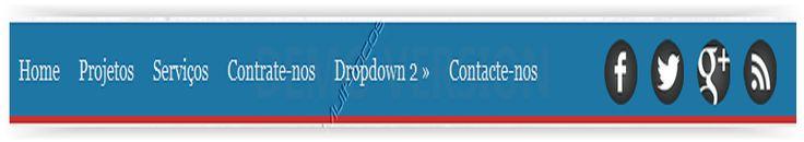 Pin on Pinterest Olá amigos Mult-focos, neste post vamos mostrar como adicionar um menu dropdown com ícones sociais para blogger. De um visual muito legal e de fácil manuseio para adição em seu template. Veja ao vivo clicando no botão DEMO DEMO