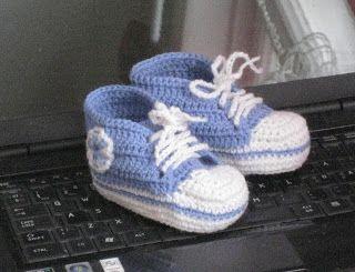 Puikkojen polut 2 : Vauvan lenkkaritossut
