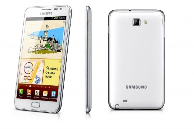 Samsung Galaxy Note 8 Tablet - White- I want this!