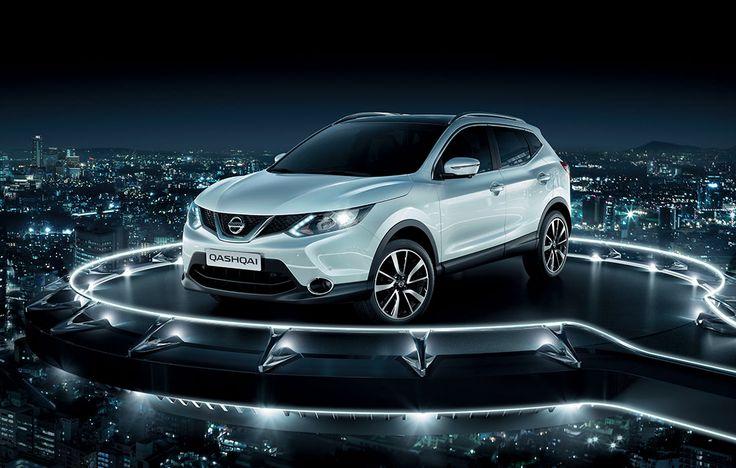 Offre entreprise - Nouveau Nissan Qashqai à partir de 359€TTC/mois - via www.nissan-couriant.fr