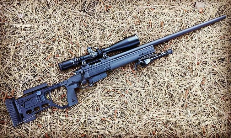 Ramrod Tactical Custom Rifle Package Chambered In 6 5