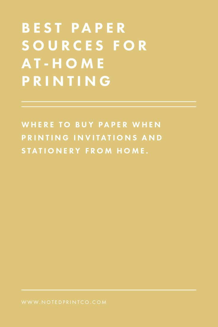 44 best noted print co images on pinterest shop home pdf and the best paper sources for printing diy invitations stationery business cards and more from reheart Choice Image