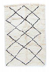 Kelim Marokkanische Berber Teppich Beni Ouarain 160 x 100 cm