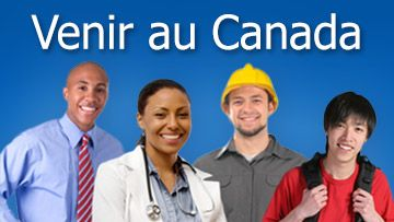 Travailler au Canada
