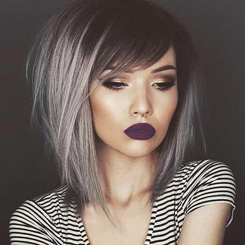Best 25+ Bob hair color ideas on Pinterest | Balayage brunette ...