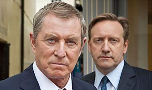 DCI Tom Barnaby & DCI John Barnaby---Midsomer Murder