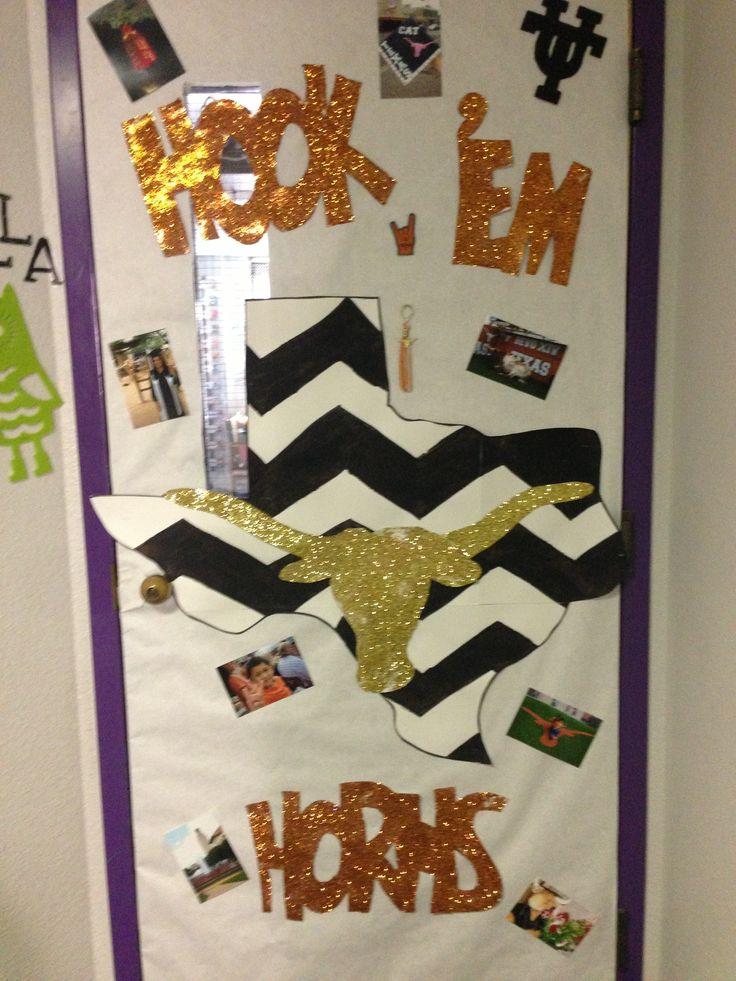 17 Best Ideas About College Door Decorations On Pinterest
