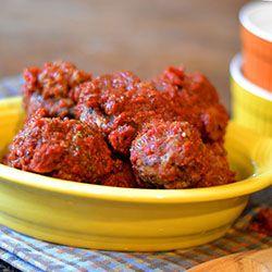 Feed Your Soul – Italian Meatballs