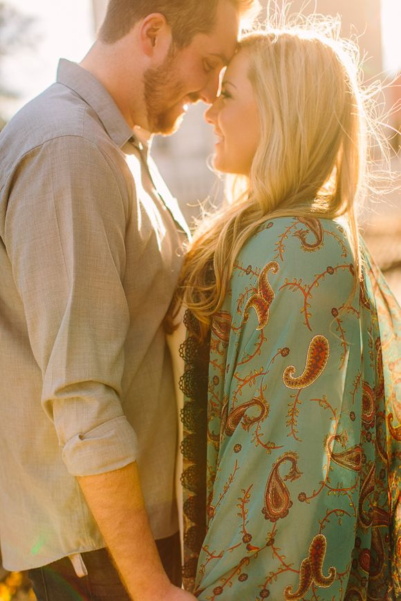 California Engagement Session by Danielle Capito