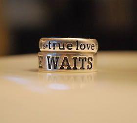 true love really does wait....