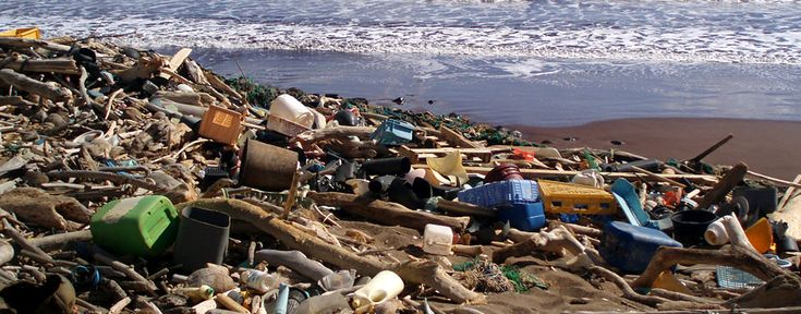 Marine debris: a global problem.