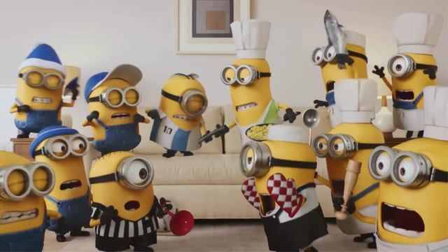 The minions are at it again, this time arguing over what to watch on TV. Watch all of the minion videos from Showroom Partners online on Vimeo, YouTube and Dailymotion.