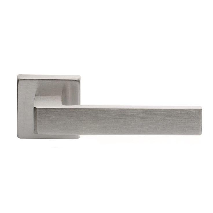 Manital TC5SC Satin Chrome Techna Door Handle - Carlisle Brass