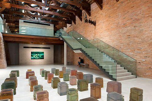 Venezia (VE), Italia  Punta della Dogana  Centro d'arte contemporanea François Pinault Foundation  Tadao Ando