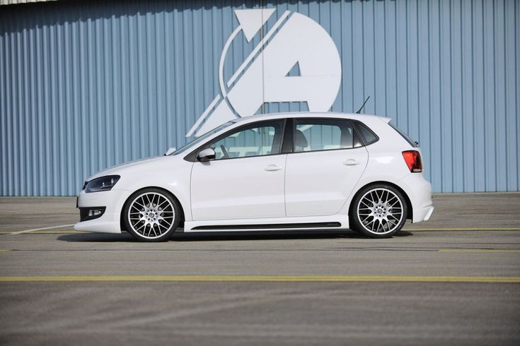 modified vw | Volkswagen Polo modified by Rieger Volkswagen Polo modified by Rieger ...