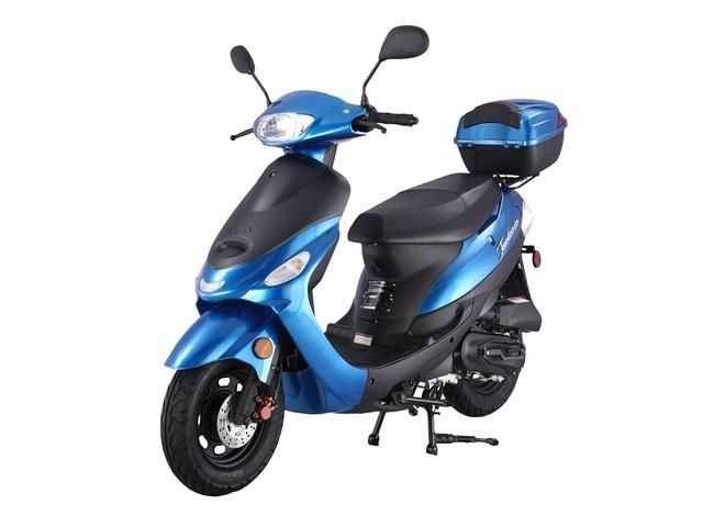 Buy TaoTao ATM50-A1 Gas Street Legal Automatic Scooter, 49cc - Blue with fast shipping and top-rated customer service.Once you know, you Newegg!