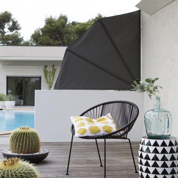 17 meilleures id es propos de brise vue terrasse sur pinterest brise vue com cache vue et - Idee deco klein terras ...