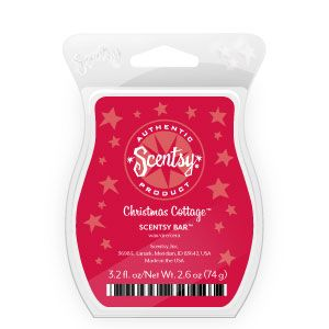Christmas Cottage Scentsy Bar- want!