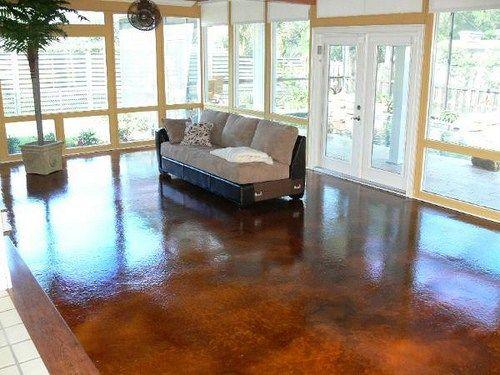 Concreto Oxidado: Concreto con Look Antiguo
