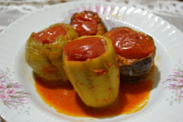 Gerçek Mutfak - Ev Mutfağı Yemek Tarifleri   Dolmalar