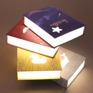 Learn more about the Book Lamp!