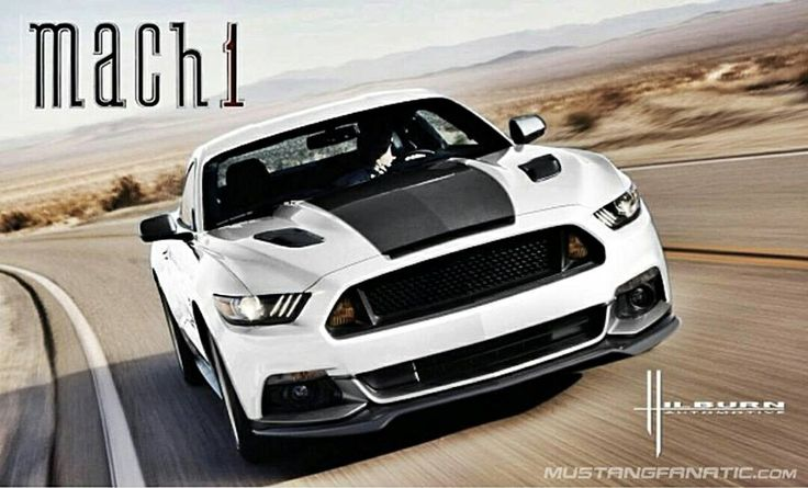 2015 Ford Mustang Gets Mach 1 Rendering - StangTV