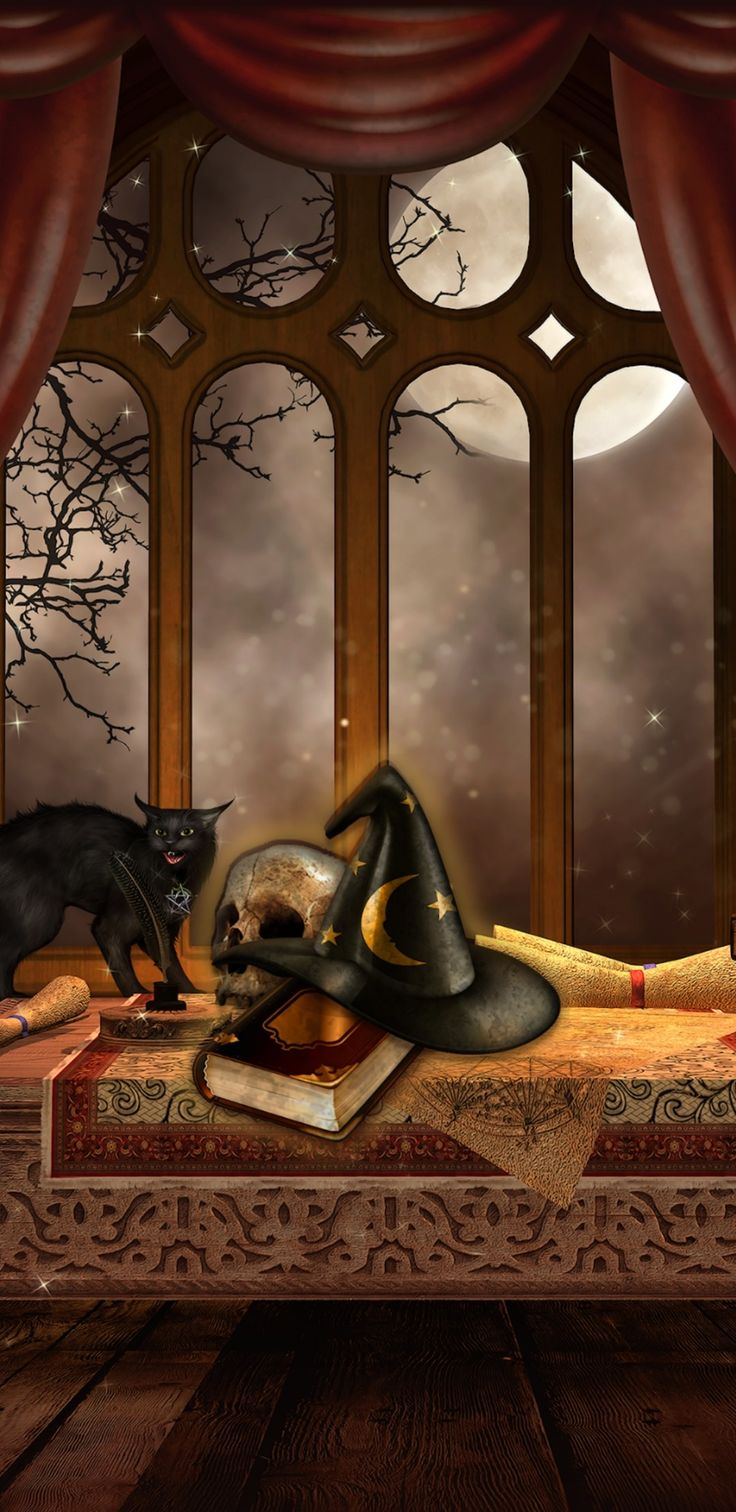 Pin by on Holiday wallpapers Halloween