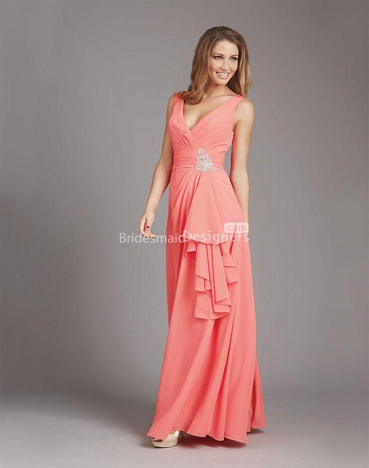20 best bridesmaids images on Pinterest | Wedding frocks, Flower ...