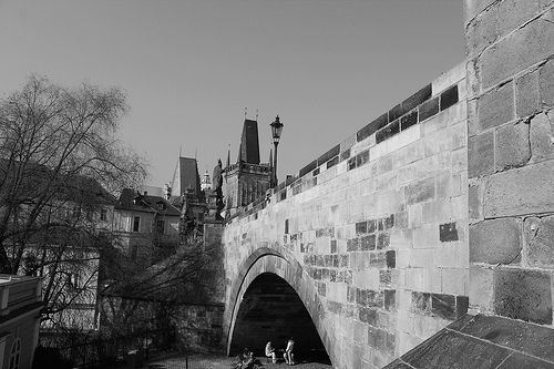 Charles Bridge | Czech Republic, Česko, Csehország, République tchèque