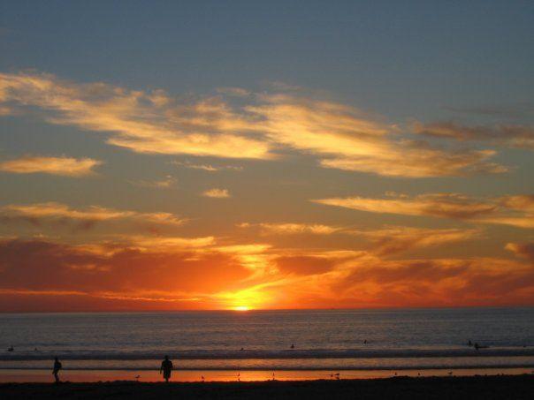 Pacific Beach_San Diego, California The Sunset (again)