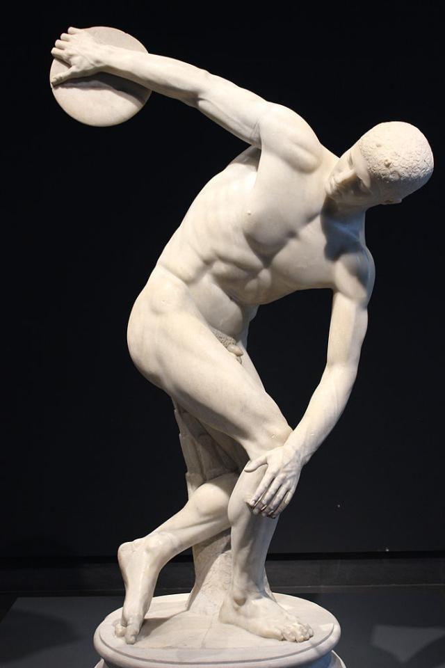 Características de la escultura clásica: Alto clasicismo de la escultura griega