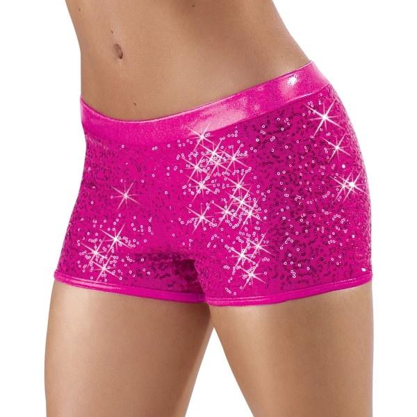 Glitter Sequin Short
