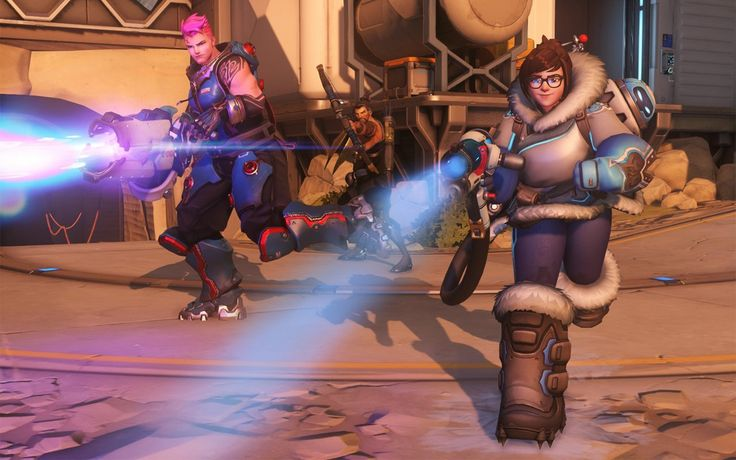 This Overwatch site can help you easily find a group: We're mere hours away from the Overwatch servers going live (4:00pm Pacific!) and our…