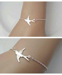 Bracelet cadeau soeur - argent
