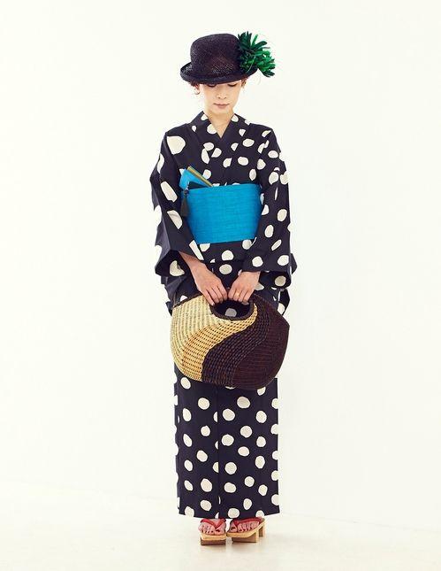 Yukata (casual summer kimono)