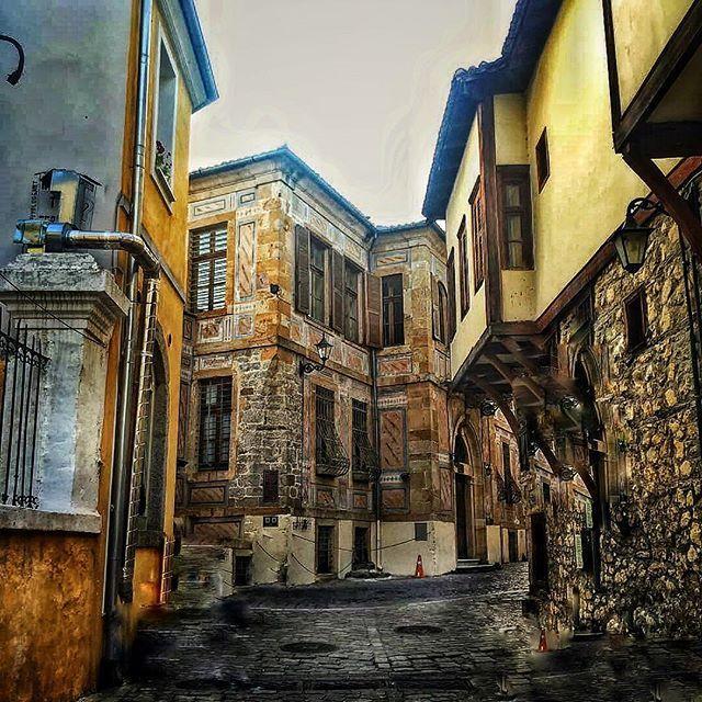 #paliaxanthi #oldgreekhouse #streets #greece #childhoodstreets #xanthi #kings_greece