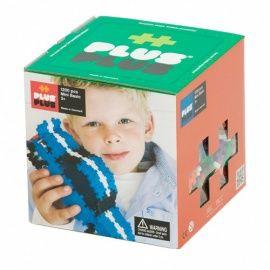 Plus-Plus in basic vrolijke kleuren. Verkrijgbaar in diverse hoeveelheden