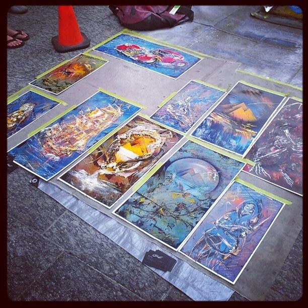 mahhellabuttery. Shawn Twomey Showing off his art.  http://statigr.am/p/177091509844854018_39840656 Website jazrt @ http://jazrt.com.au  AboutMe @ http://about.me/jazrt