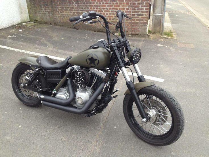 Harley street Bob