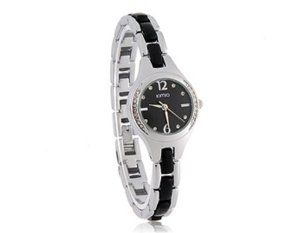 Tanboo Women's Round Dial Alloy Analog Bracelet Watch (Black) by Tan Watches. $12.99. Display Type:Analog. High quality alloy strap. Gender:Female. Water resistantStyle:Casual. Round dial analog watch with quartz movementRound dial analog watch with quartz movementHigh quality alloy strapWater resistantA great choice as a gift for your female friends. Round dial analog watch with quartz movementHigh quality alloy strapWater resistantA great choice as a gift for you...