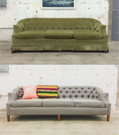"""67 Furniture """"Before and Afters"""" That'll Totally Inspire You   – Furniture Options"""