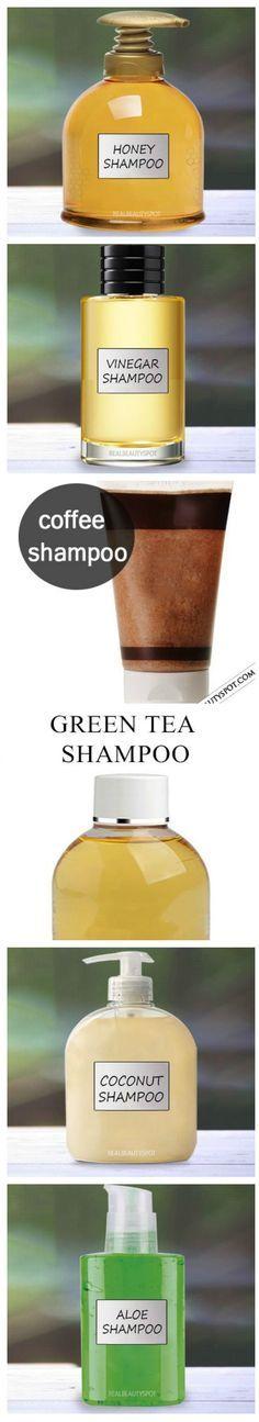 herbal shampoos