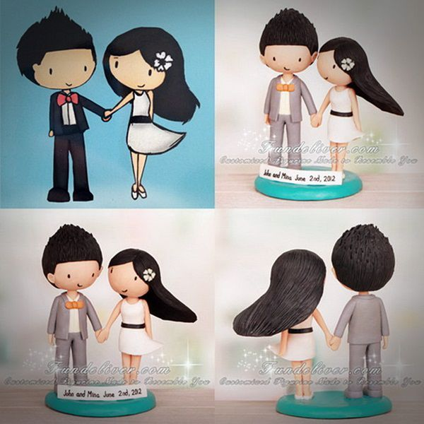 Wedding Cake Toppers Wedding