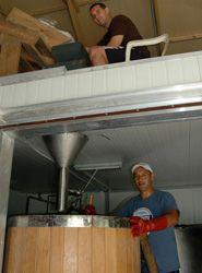 Rarotonga brewery Matutu