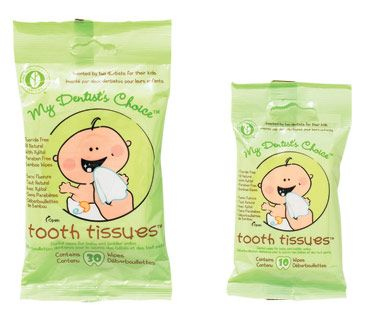 Tooth Tissues Wipes