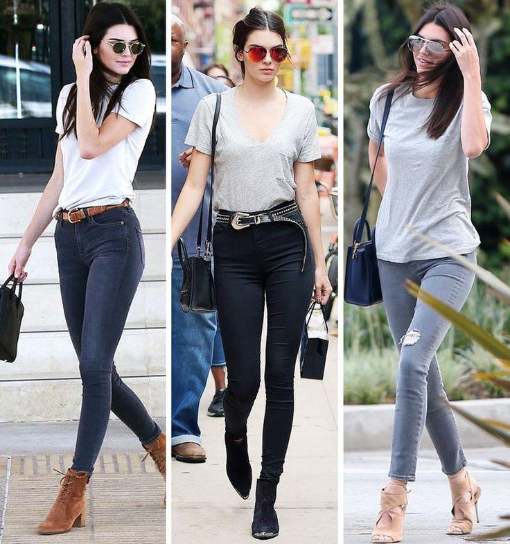 Você pode até não gostar da família Kardashian-Jenner, mas uma coisa não dá para negar: elas têm estilo! Muitas das coisas que elas usam não conquistem todo mundo, mas é bem legal reparar em como elas criaram uma maneira própria de se vestirem, cada uma com o seu jeitinho sempre inspirador. Eu sou suspeita para falar porque, bom, eu gosto...
