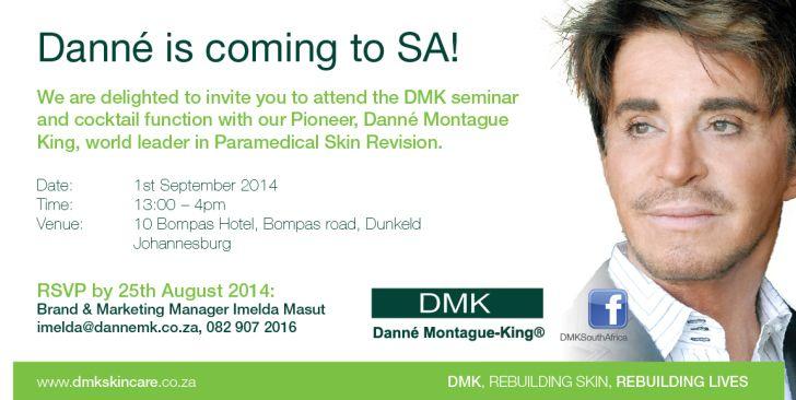 DMK Seminar Invitation for Facebook