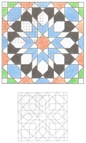 Geométrica - Desenho Geométrico - Padrões Geométricos