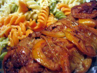 Rôti de porc au citron - Tasca da Elvira: Rôti de porc au citron