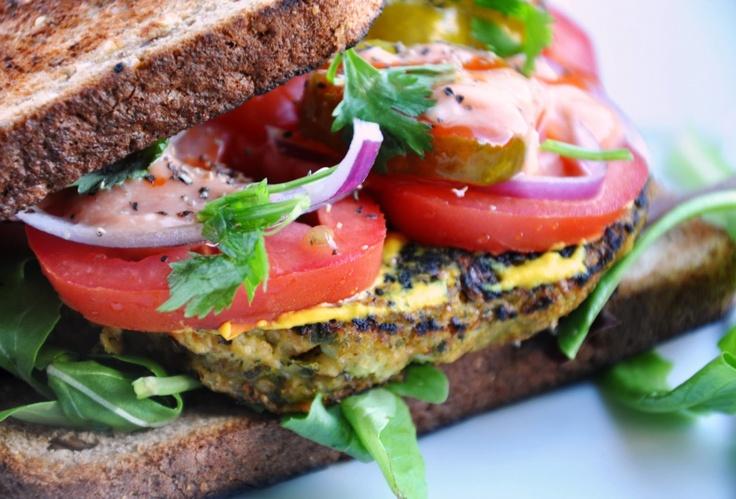 Vegan sandwhich | Food | Pinterest